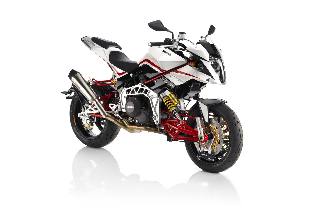 Bimota Tesi 3D naked Edizione Finale available now only
