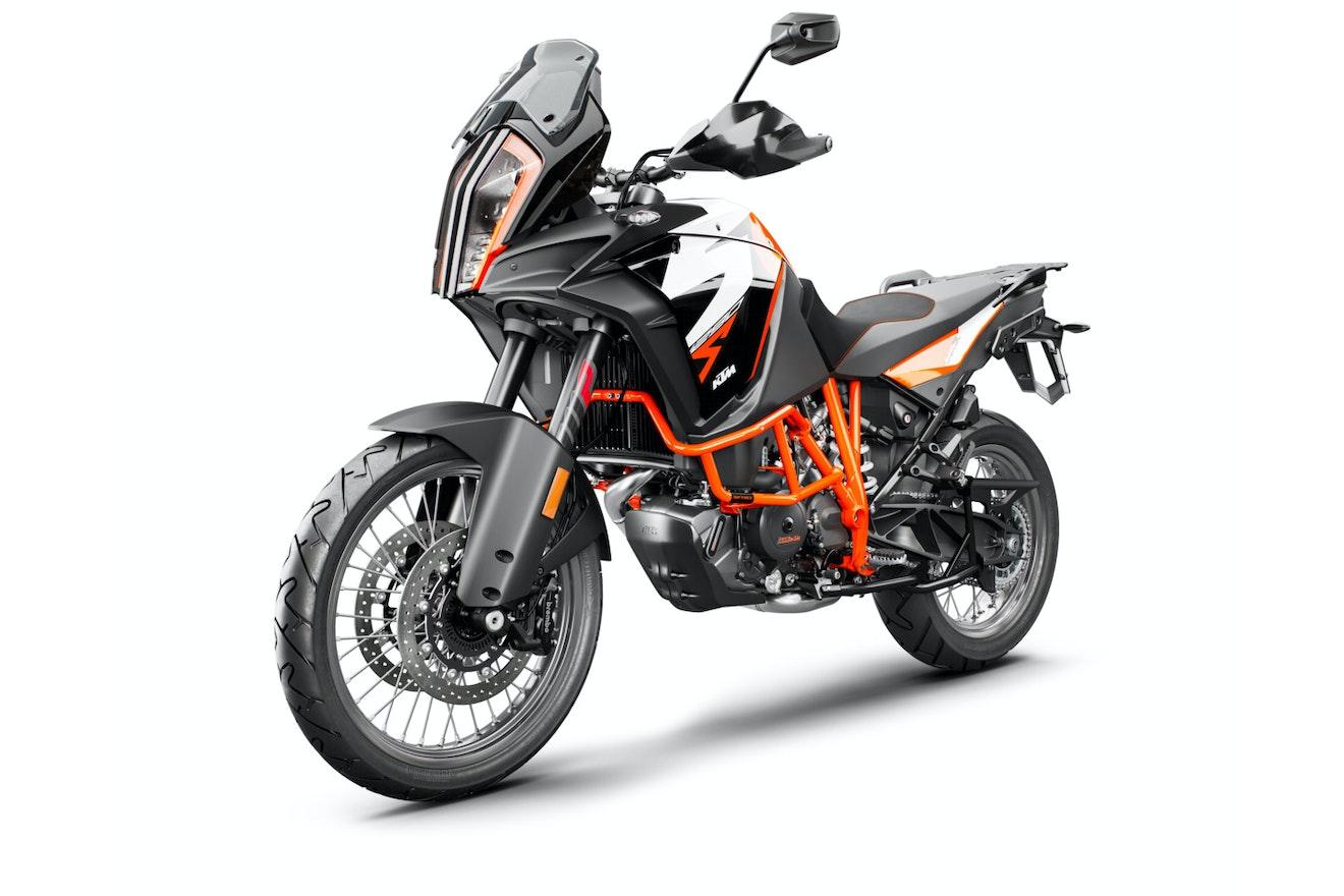 Ktm 1290 Super Adventure R 2019 Motoren En Toerisme