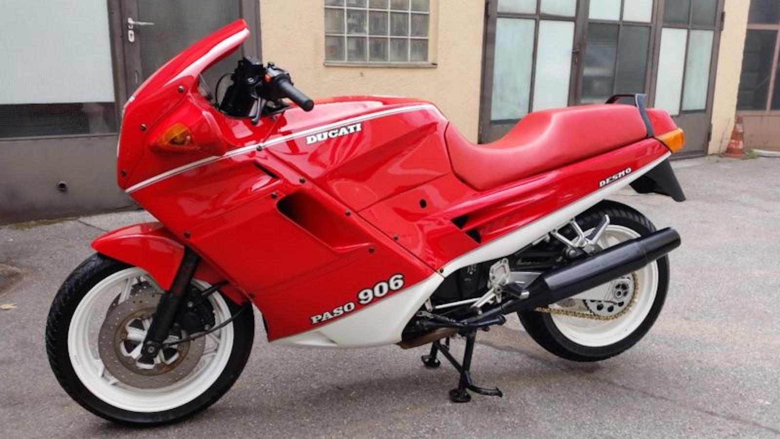 5. Ducati 906 Paso