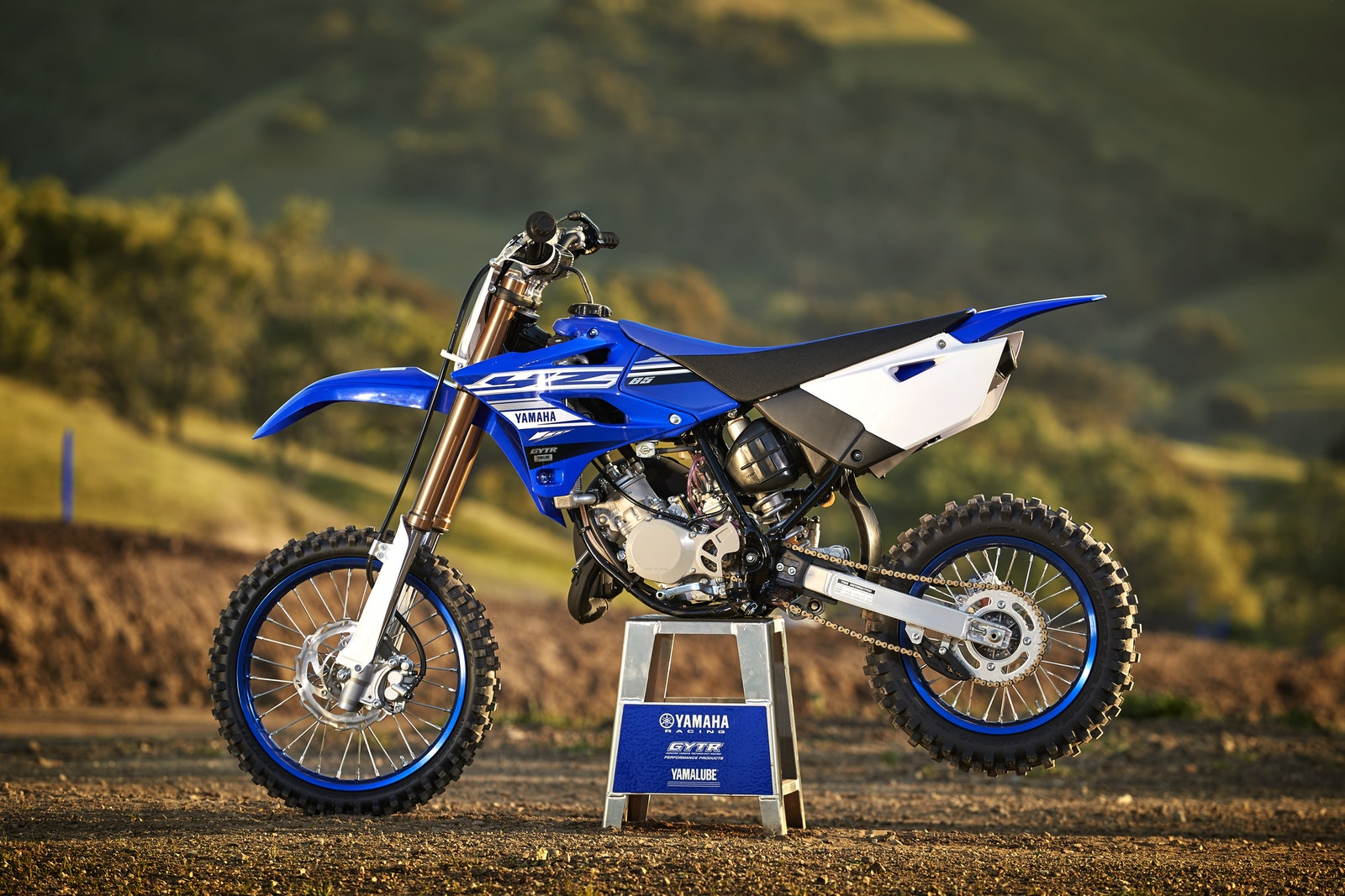 MY 2019: Yamaha Motorcross line-up