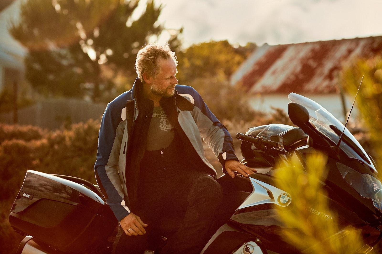 Ook 's zomers comfortabel én beschermd op de motorfiets