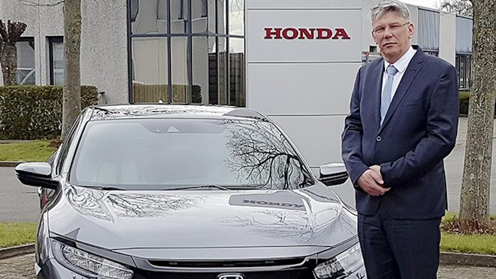 Honda baas