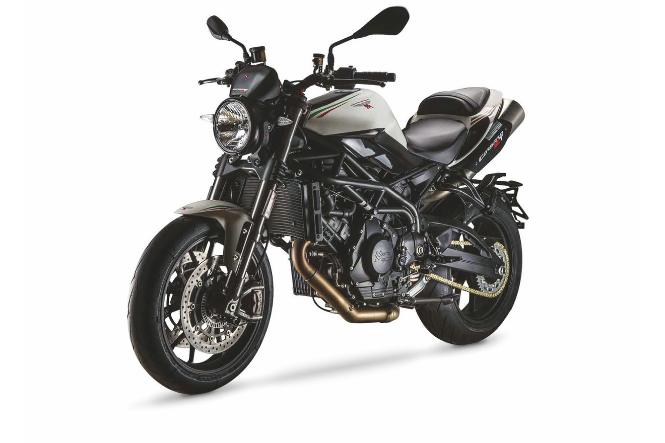 Moto Morini Corsaro 1200 ZT (2020), prezzo e scheda