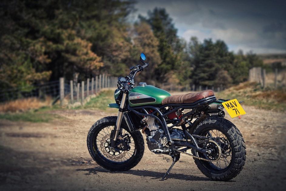 Special Metal: Honda CB1000R Limited Edition | Motoren en